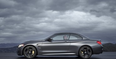 2015 BMW M4 Convertible Goes Topless This Summer
