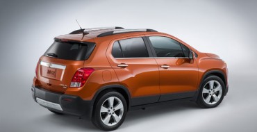All-New Chevy Trax Small SUV Benefits Small Car Lineup