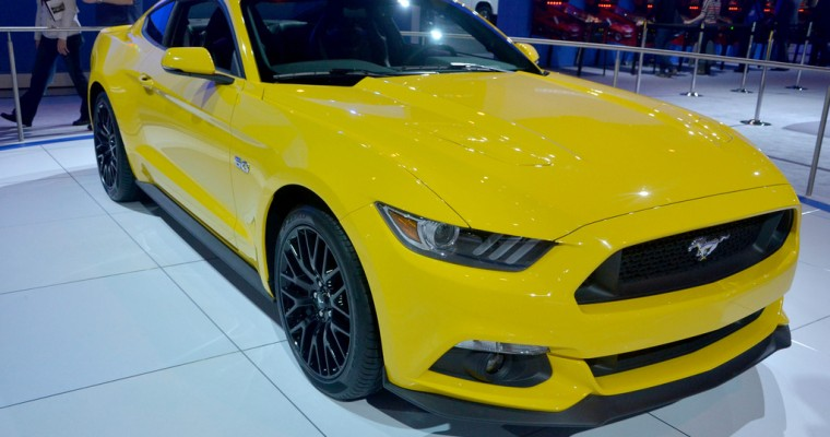 2015 Ford Mustang Technology is Smarter Than Ever Before