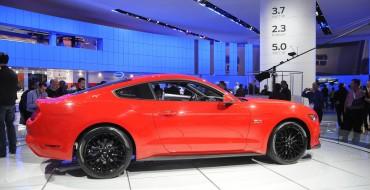 Dealer Order Banks Open for 2015 Ford Mustang