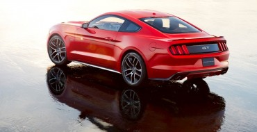 2015 Mustang EcoBoost Will Get 31 MPG Highway