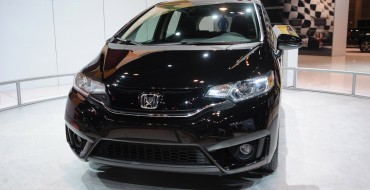 2015 Honda Fit Earns 5-Star Safety Rating from NHTSA