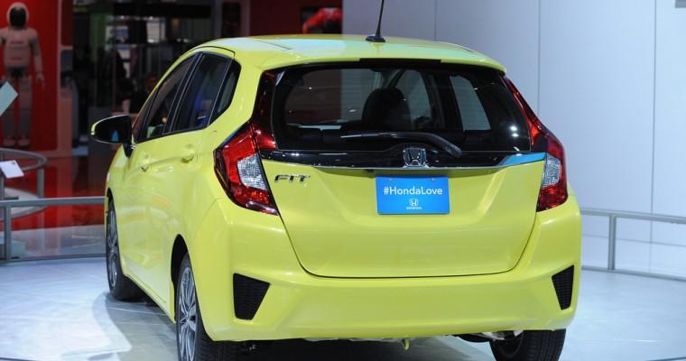 Honda at the 2014 New York Auto Show