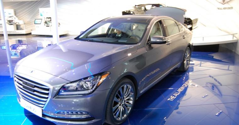 2015 Genesis Is 2014 Car of Texas