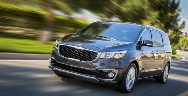 2015 Kia Sedona Unveiled Before 2014 New York International Auto Show