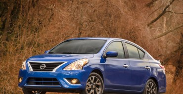 Nissan Adds D-Step Shift Logic to 2015 Models with CVT