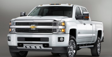 2015 Silverado High Country HD Maximizes Comfort