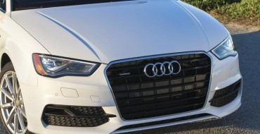 2015 Audi A3 Earns TOP SAFETY PICK+ Rating from IIHS