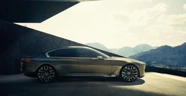 BMW Vision Future Luxury Concept Mirrors Brand's Future