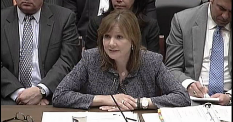 GM Recall Roundup: What's Done in the Dark…