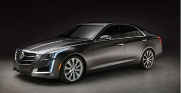 Win a Cadillac CTS with eBay Motors Sweepstakes