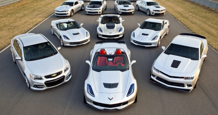Chevy Performance Lineup Expands in 2015