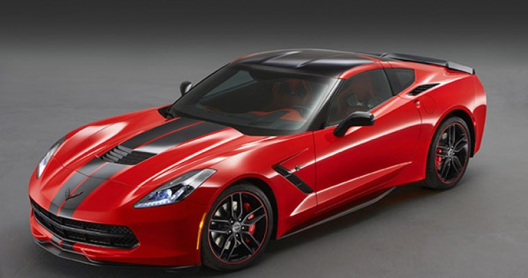 2015 Corvette Design Packages Include Atlantic and Pacific