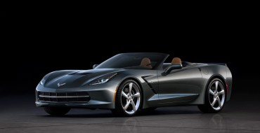 2014 Corvette Stingray Convertible Overview