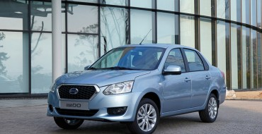 Datsun Debuts in Russia with Datsun on-DO