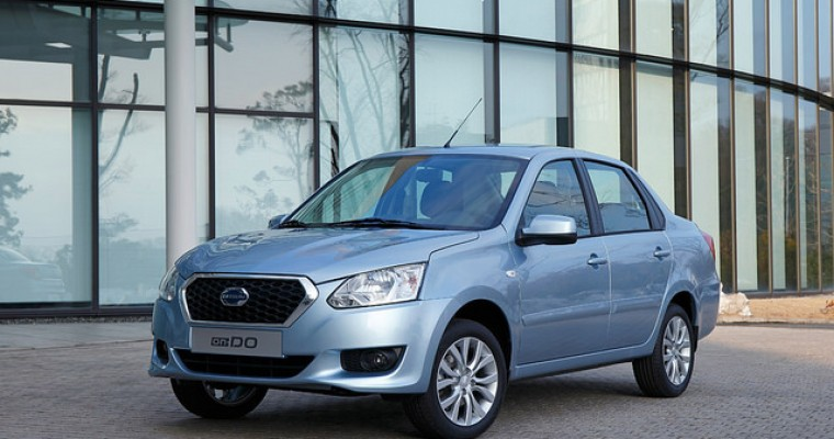 Datsun Debuts in Russia with Datsun on-DO