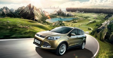 Ford August Sales in Europe Outpace Industry by 2%