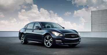 2015 Infiniti Q70 and QX80, New Variants Unveiled at NYIAS