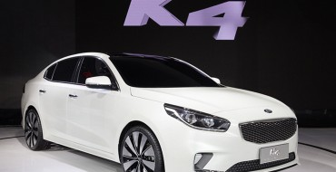 Kia K4 Concept Keeps it Classy in Beijing