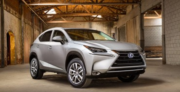 Lexus NX Compact Crossover Announced, Will Have Turbo Powertrain