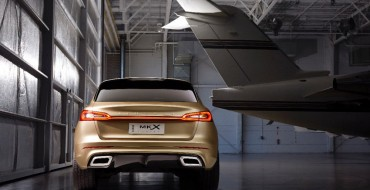 Lincoln MKX Concept Previews Brand's Direction