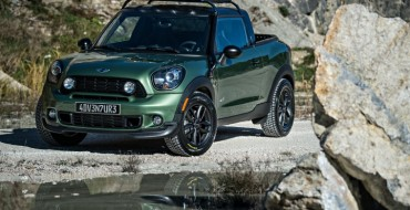 Pace Yourself for Adventure: MINI Paceman Adventure Concept