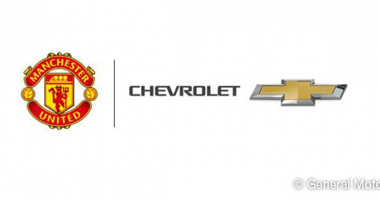 Manchester United Will Wear Chevrolet-Branded Shirts for Michigan Game