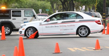 Mercedes-Benz Driving Academy Encourages Safe Teen Driving