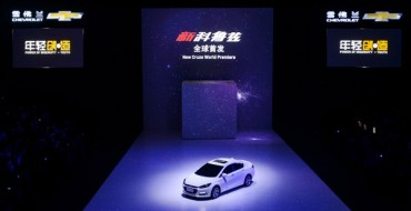 Next-Generation Chevy Cruze Debuts in Beijing