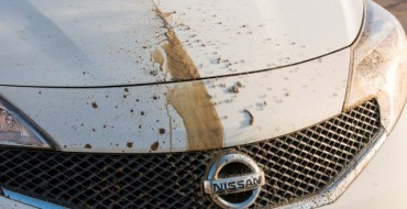 Did Nissan Really Just Develop a Self-Cleaning Car?