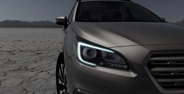 2015 Outback Confirmed for New York Auto Show
