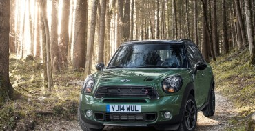 The 2015 MINI Countryman is Pretty Much the 2014 MINI Countryman
