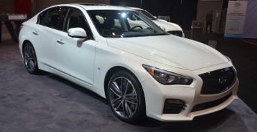 Infiniti's US sales in April  Increase 16.9 Percent
