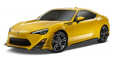 Scion FR-S Release Series 1.0 Shown at NYIAS