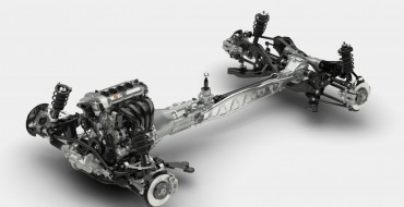 SkyActiv Chassis for 2016 MX-5 Debuts in New York