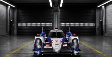 Toyota Reveals TS040 HYBRID Prototype Ahead of Silverstone