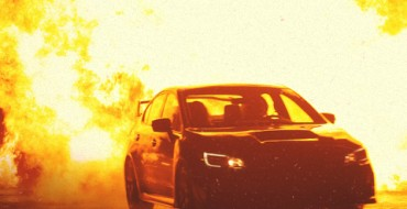 "2015 Subaru WRX STI, Bucky Lasek Star in ""The Ride of Her Life"" Campaign"