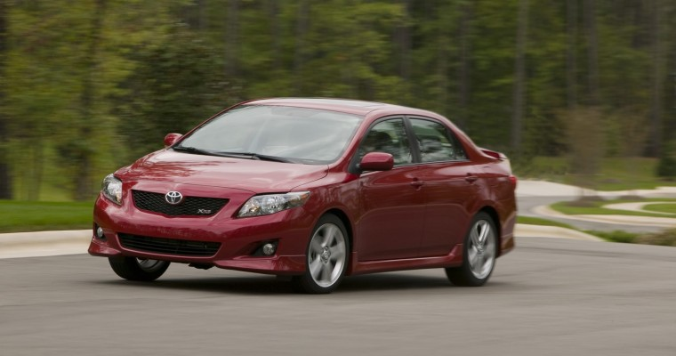 UPDATE: Toyota Recall Vehicles Made Clear