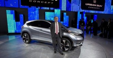 Honda HR-V: The U.S. Fit-Based Crossover