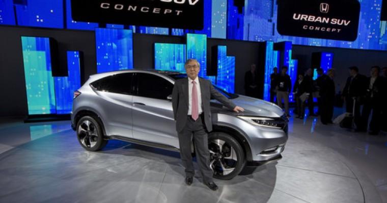 Honda HR-V: The U.S. Fit-Based Crossover