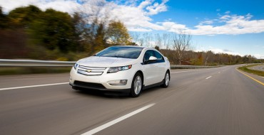 Chevy Volt's Guinness World Record Contribution Snags a Win
