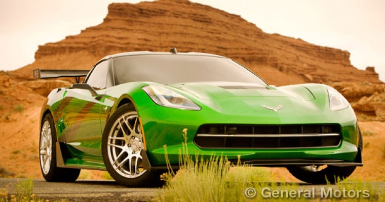Chevrolet Bows Again in 'Transformers: Age of Extinction'