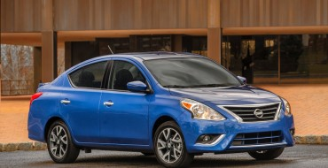 2015 Nissan Versa Sedan Will Debut This Week