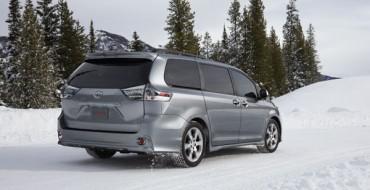 Toyota Recalls Sienna Minivan and Lexus GS Sedan