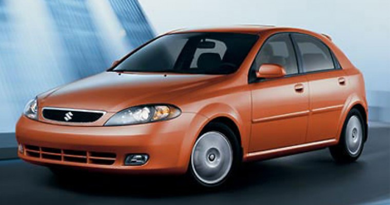 Suzuki Forenza and Reno Recalled Because GM Of Course