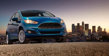 Ford's European April Sales Outpace Industry Growth