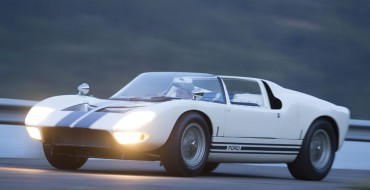 1965 Ford GT40 Roadster Prototype Goes to Auction in August