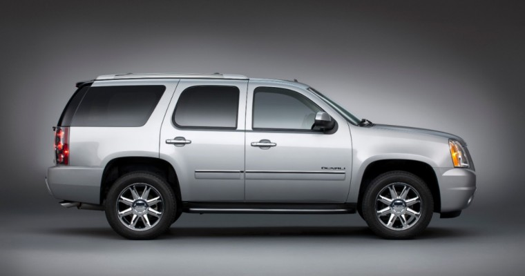 GMC Gains Five Spots in 2016 J.D. Power Vehicle Dependability Study