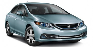 2013 Honda Civic Hybrid Overview