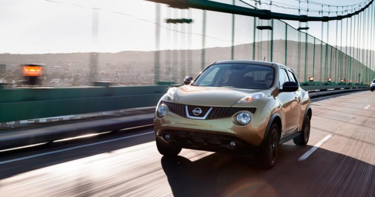 2013 Nissan JUKE Overview